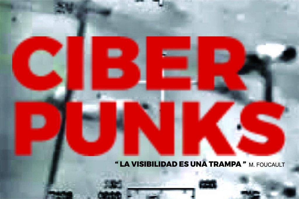 Ciberpunks frente